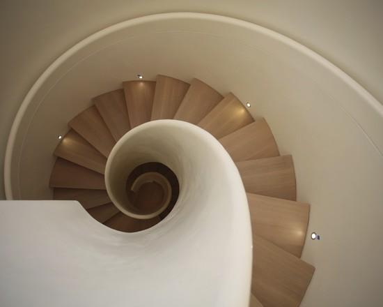 Contemporary Staircase (Chicago)