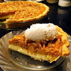 Cheese – Old Fashioned Paradise Pumpkin Pie