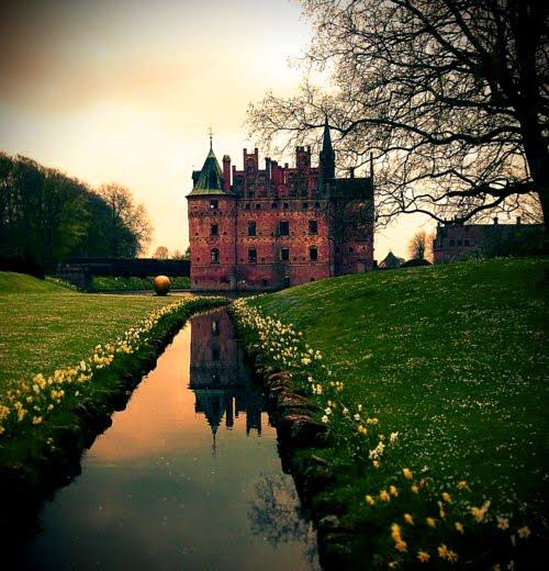 Ancient Castle, Denmark